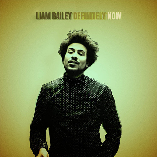 Liam Bailey-Definitely Now